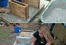 Projekt beton