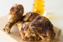 Craft Beer + Chicken Wing Recipes for Game Day / There are whole restaurants devoted to the chicken wing for good reason — it's time to break out one of the recipes in this collection and try making your own wings. Wing recipes are the perfect opportunity to experiment with the pairing technique of resonance.