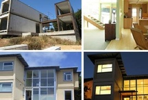 My container home / by Jolynn Greene