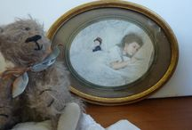 vintage Bears, Rabbits &  Mouses