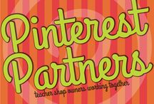 Pinterest Partnerships / *********************** TEACHER SHOPS & BLOGS are welcome to pin here. *********************** Follow the board and then message to be part. Feel free to add other pinners =) >>>>>>>>>> Please no more than 5 pins per day <<<<<<<<<< ========WELCOME=========