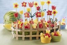 garden party / by Edith Ellicott