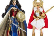 Barbie / Amo essa boneca. Sou apaixonada