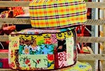 Colorful way / Boho, Mexican, Moroccan,  Ethnic, Bohemian Decor