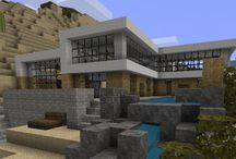 Modern Minecraft Houses