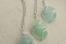 Seaglass projects :)