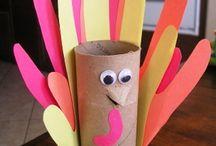 kids crafts / by Gail Klier Collins