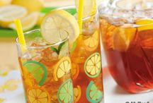 Iced Tea, Lemonade and Fruit Waters / by Tiffany Price