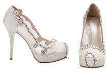 Νυφικά παπούτσια Divina