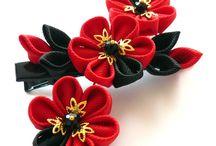 cny hair ornaments