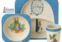 Beatrix Potter Dining Sets