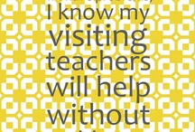 Visiting Teaching