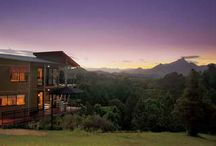 Eco Lodges and Nature Retreats / Eco Lodges, Nature Retreats and Rainforest Accommodation in the Northern Rivers, New South Wales and Gold Coast hinterland, Queensland region of Australia.