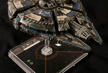 star wars x-wing boardgame