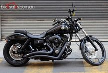 My Wide Glide and others / My Harley Wide Glide 2010