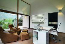Private Villa Am Comer See-Italien, Gestaltet Von Marco Piva-schöne Anzeige Einer Modernen Villa