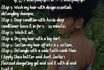 4C Hair Tips