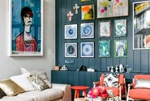 Quirky / Cool / Colour Interior Design
