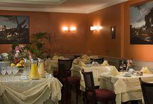 Food & beverage / Hotel dei Borgognoni Rome - our restaurant, food & beverage