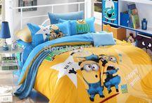 Baby room designs / Minions