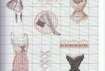 Cross Stitch - Lingeriè