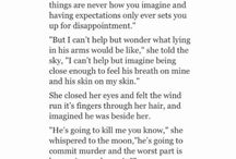 excerpts from a book I'll never write