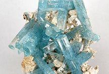 Mineralen kristallen etc