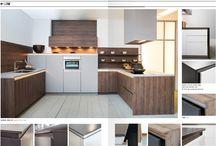 German Kitchen Trends 2015 / German Kitchen trends for 2015 Rotpunkt kitchens