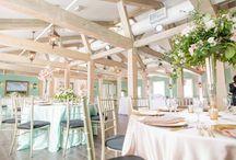 Spring Garden themed design by Designed Dream Wedding & Event Planning