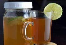 Switchel Honey Ginger