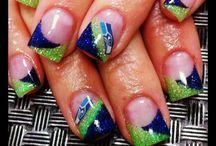 Nails / by Chelcia Quitaro