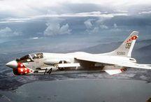 Aircraft - F-8
