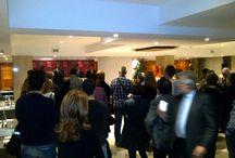 Bodegas Salado en Barcelona / Durante estos días Bodegas Salado, como miembro de la Asociación de Vinos y Licores de Sevilla y junto a Prodetur - Turismo de la provincia de Sevilla, han estado presentes en Barcelona presentando sus caldos para el disfrute de los asistentes al evento.