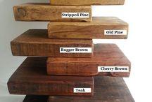 Cores madeira