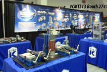 Canadian Machine Tool Show 2013 / Canadian Machine Tool Show in Toronto, ONT, Canada Sept. 30-Oct. 3, 2013 - Booth #2741 - The show is being held at the International Centre in Mississauga, Ontario and is sponsored by the Society of Manufacturing Engineers.