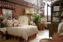 Bedrooms / by Margaret Melton
