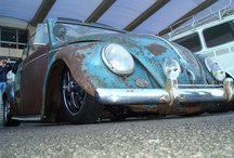 Patina vehicles / by Tyler Hansen