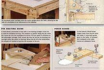 Planuri de lucrat în lemn