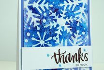 Thank-You Cards by Karen Dunbrook- Snippets