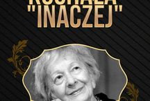 "Szymborska loved ""Differently"" / It's a reading poem's of famous polish poet Wislawa Szymborska, you will see a lot of interesitng thing connected with this project"