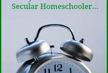 A Day in the Life of a Secular Homeschooler