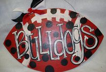 Go Dawgs / by Norma Bonner