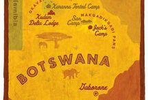 Aaafricaa...maps...Botswana...Zim..tec
