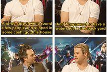 Marvel mania!