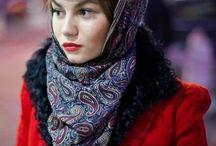 Фотосессия русский стиль