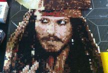 perler Johnny Depp
