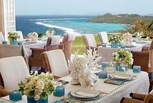 DW Reception Inpiration / #destinationwedding #reception inspiration / by Wander Love Weddings & Travel