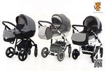 Nowoczesne wózki dziecięce