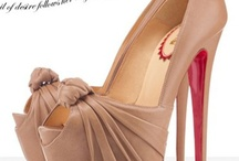Sexy shoes / Sleek, sexy and elegant shoes that give you that just right style.