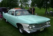1960 plymouth / by Wesley Aaron Bowling